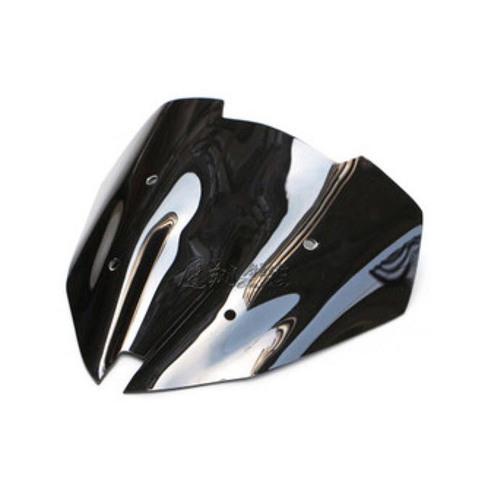 Ветровое стекло для Kawasaki Z250 2013-2014 черное