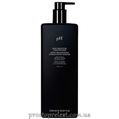 pH Laboratories Flower Deep Moisture Conditioner – Кондиционер «Глубокое увлажнение»