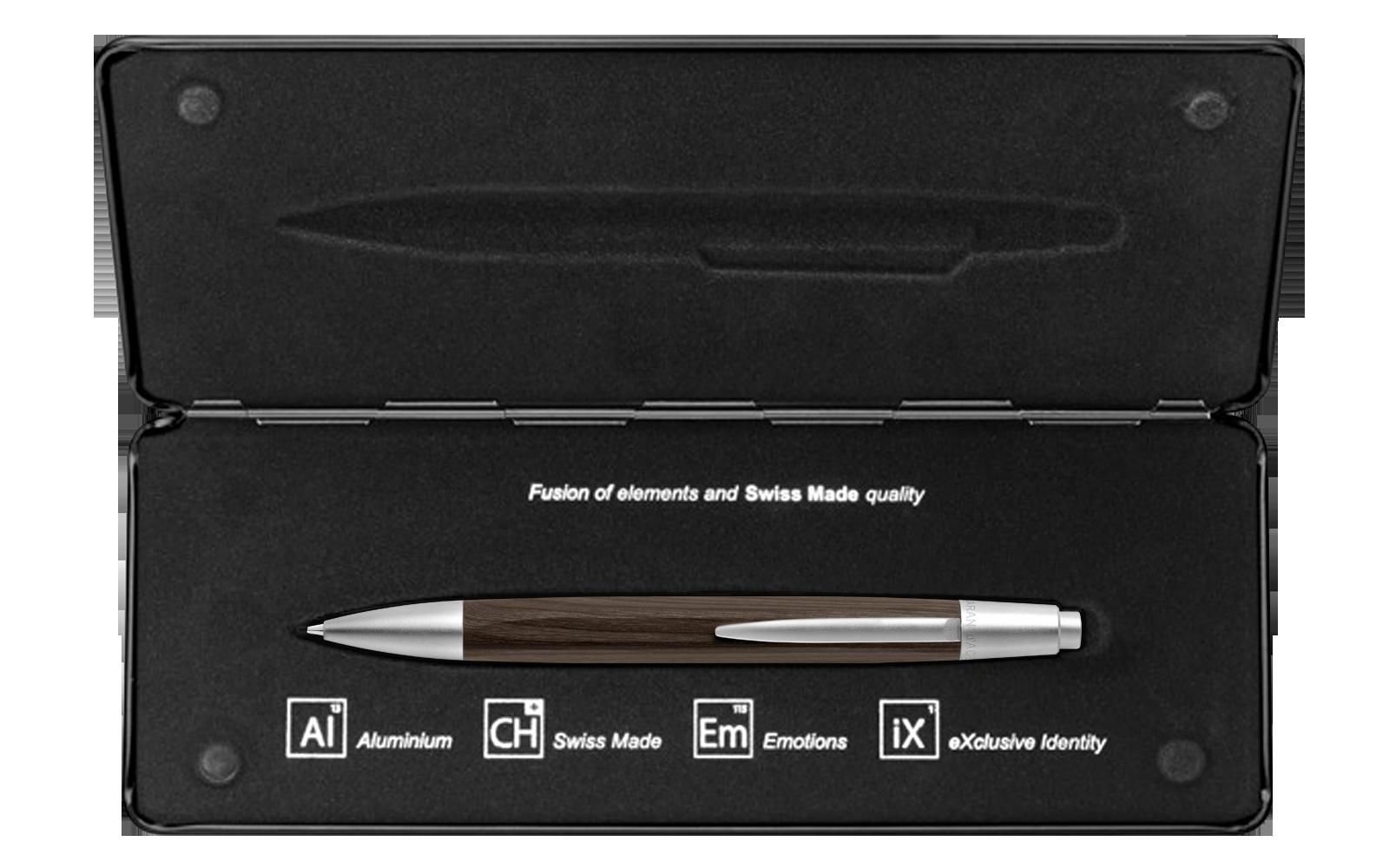 Carandache Office Alchemix - Wenge, механический карандаш, 0.7 мм