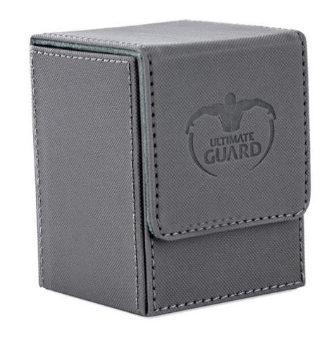 Ultimate Guard - Коробочка XenoSkin серого цвета на 100+ карт для Коммандера