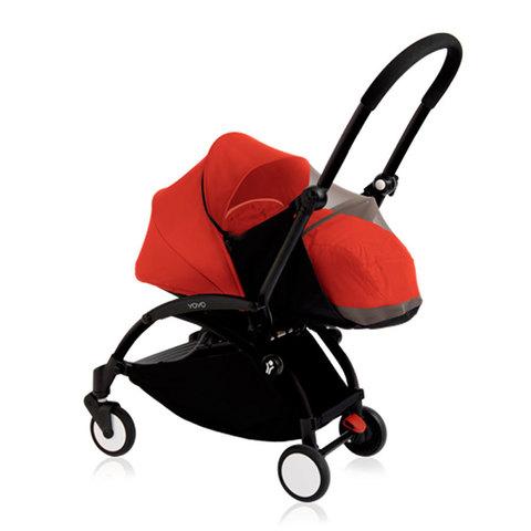 Коляска для новорожденных BabyZen YoYo 0+ (красная) напрокат