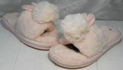 Тапочки в виде зайчиков женские Yes Mile A-08 Pink