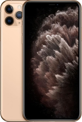 Apple iPhone 11 Pro Max 512GB (Золотой)
