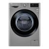 Узкая стиральная машина LG с функцией пара Steam F2J5HS6S