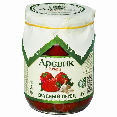 Перец Аревик красный, 500г