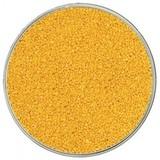 Кварцевый песок, желтый 1