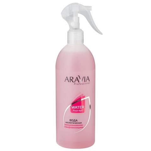 Aravia Professional Вода косметическая минерализованная с биофлавоноидами 500мл