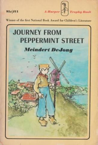Journey From Pepprmint Street