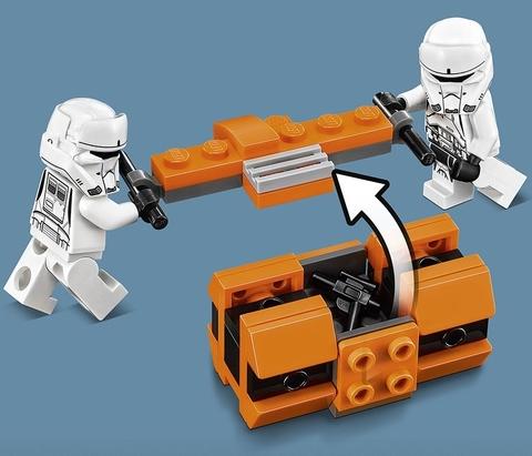 LEGO Star Wars: Имперский штурмовой танк 75152
