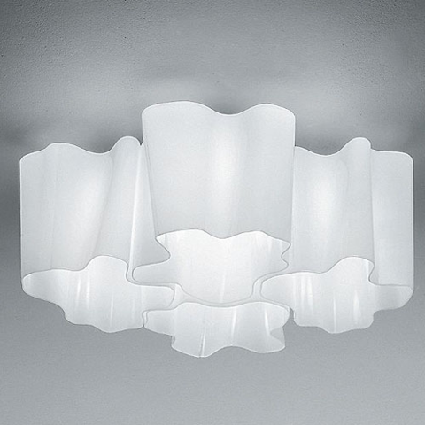 Ceiling light Logico Soffitto by Artemide