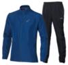 ASICS RUNNING WOVEN мужской костюм для бега синий