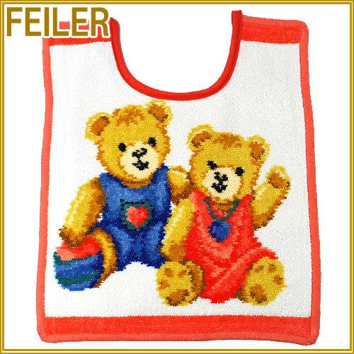 Слюнявчики Слюнявчик Feiler Teddy Kids персиковый slyunyavchik-mahrovyy-teddy-ot-feiler.jpg