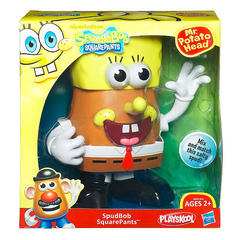 SpudBob Squarepants Mr. Potato Head