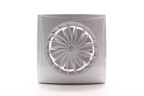 Накладной вентилятор Blauberg Sileo 100 H