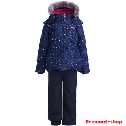 Зимний комплект Premont Лоллипопс WP91252 BLUE