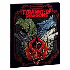 Dungeons & Dragons - Tyranny of Dragons (Alternate Cover)