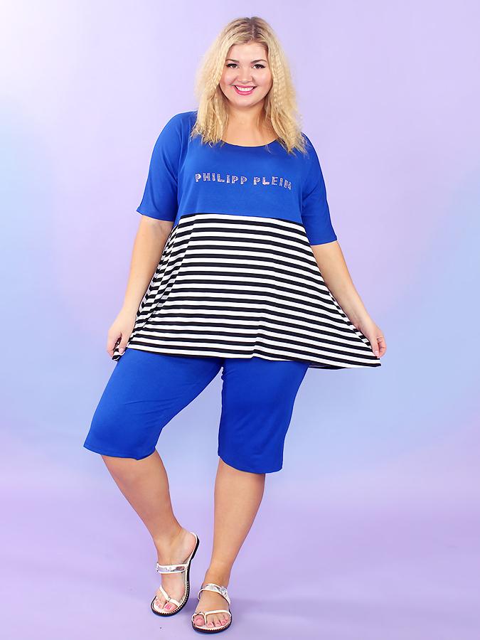 Костюм с бриджами BlueSea