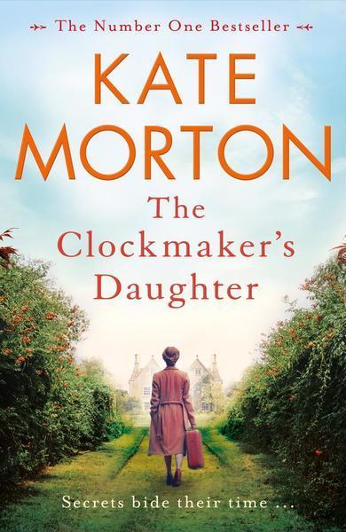 Kitab The Clockmaker's Daughter   Kate Morton
