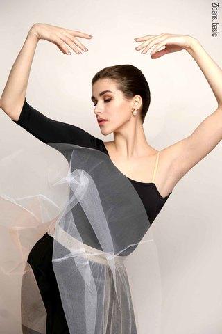 Репетиционная юбка-шопенка basic