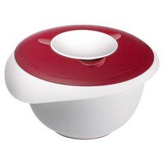 Миска для смешивания 2.5л Westmark Baking красная