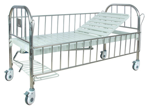 Детская медицинская кровать F-45 mini (ММ-097) - фото