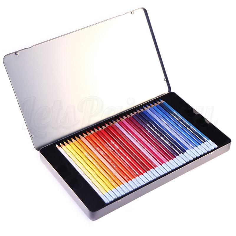 Набор из 60 акварельных карандашей Van Gogh
