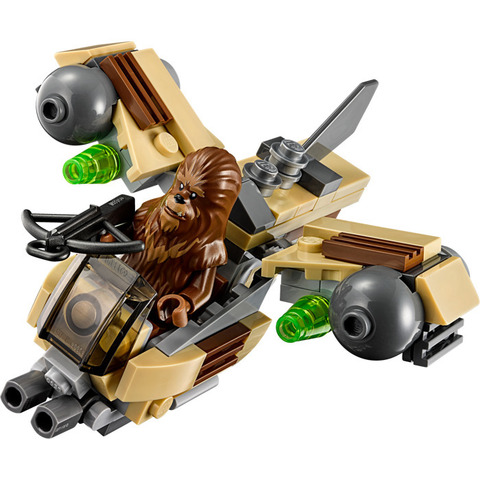 LEGO Star Wars: Боевой корабль Вуки 75129