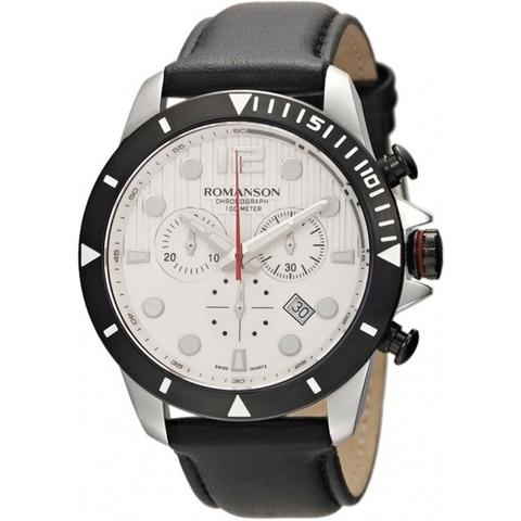 Купить Наручные часы Romanson AL3203HMDWH по доступной цене