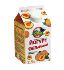 БИО йогурт Деповский 0,5л