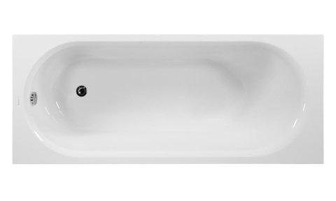 Акриловая ванна VAGNERPLAST KASANDRA 160