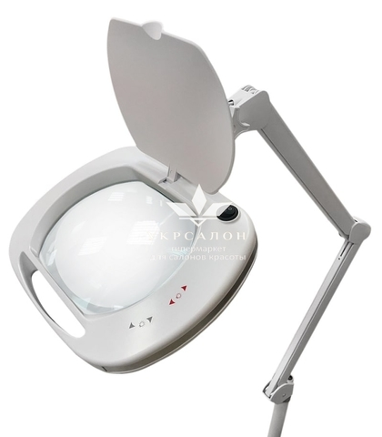 Лампа лупа 6030 LED 3(5), с регулировкой яркости