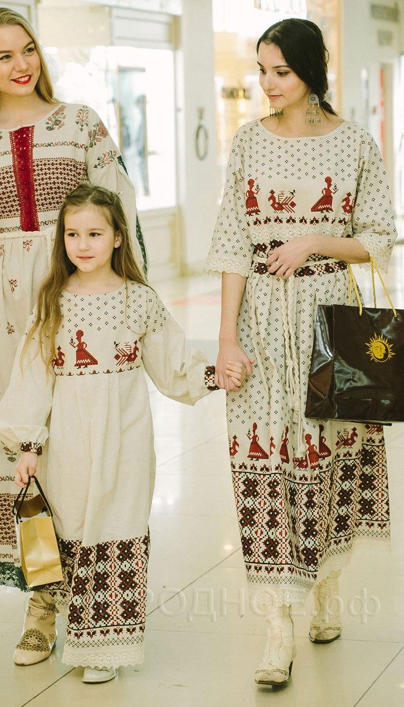 Платье для девочки Сударыня 03 от Иванки