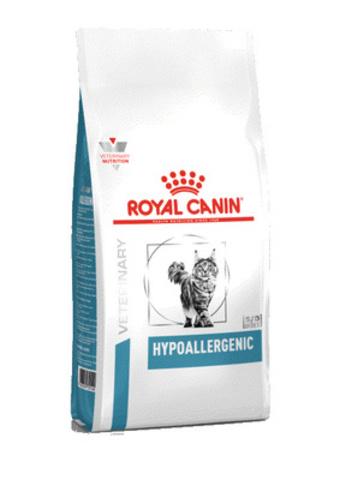 Royal Canin Hipoallergenic сухой корм для кошек при пищевой аллергии 500г