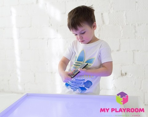Планшет для рисования песком Myplayroom + ножки 7