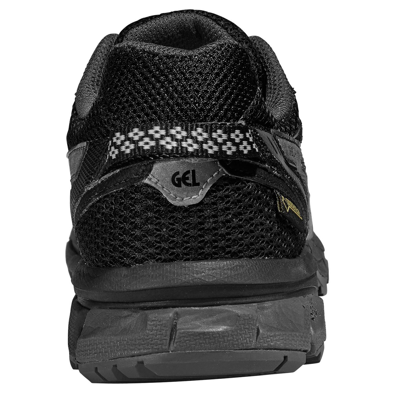 Женские кроссовки внедорожники Asics Gel-Sonoma G-TX (T5N7N 9093) черные фото