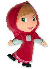 F Мини-фигура Красная шапочка, 14''/36 см, 5 шт.