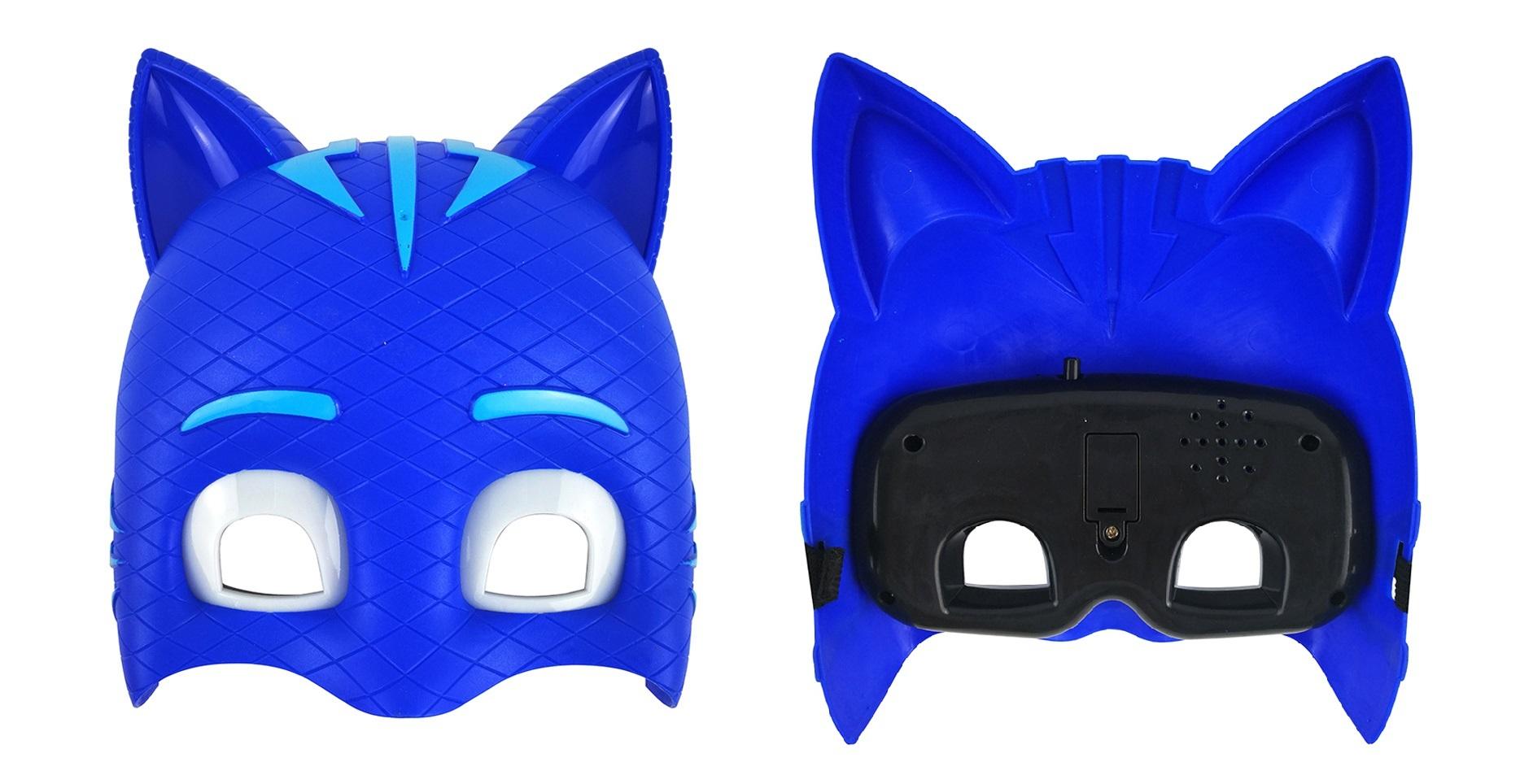 Герои в масках маски персонажей светящиеся — PJ Masks Light up Mask
