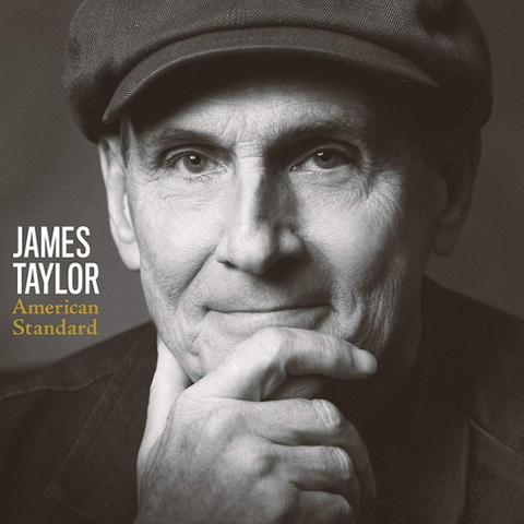 James Taylor / American Standard (LP)