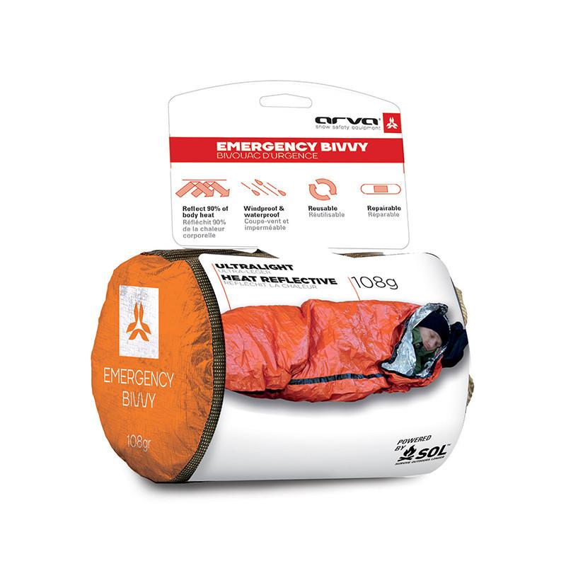 Одеяло спасательное EMERGENCY BIVVY