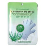 Aloe Hand Care Sheet - Маска для рук с экстрактом алоэ
