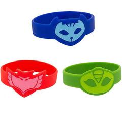 Герои в масках набор браслетов — PJ Masks Bracelet Set