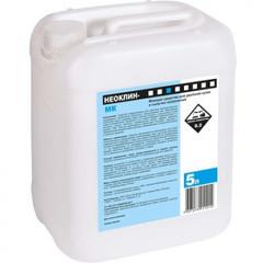 Профессиональная химия Неоклин МК 5л,ср-во для удаления сухихзагрязнений