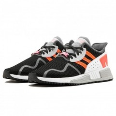 Мужские Adidas EQT Cushion ADV Black/White/Orange