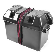 Ящик для аккумуляторной батареи 330х180х230 мм