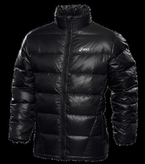 Мужская куртка-пуховик Asics Down Jacket (421901 0904) черная
