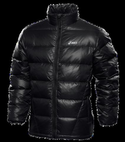 Куртка-пуховик Asics Down Jacket мужская черная