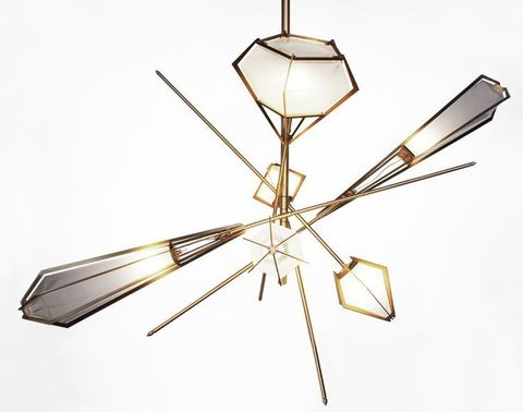 HARLOW Chandelier by Scott Gabriel ( large  )