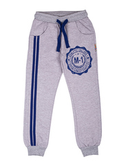 BK468P-5 спортивные брюки детские, серые