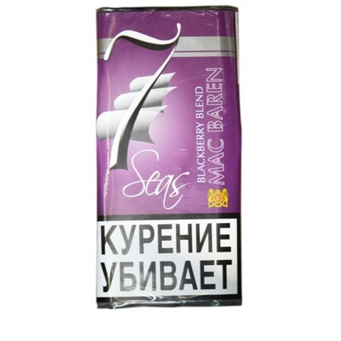 Табак 7 SEAS BLACKBERRY (40гр)