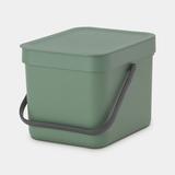 Ведро для мусора SORT&GO 6л, артикул 129841, производитель - Brabantia
